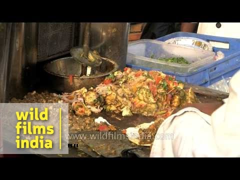 Chicken roll or chicken wrap indian fast food on the go youtube forumfinder Choice Image