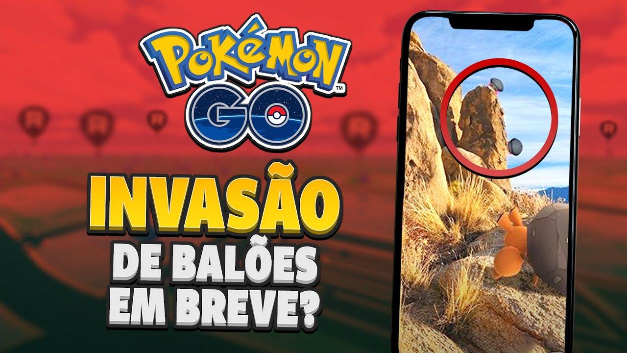 Balão da Equipe GO Rocket em breve? Mais teasers da Niantic! | Pokémon GO