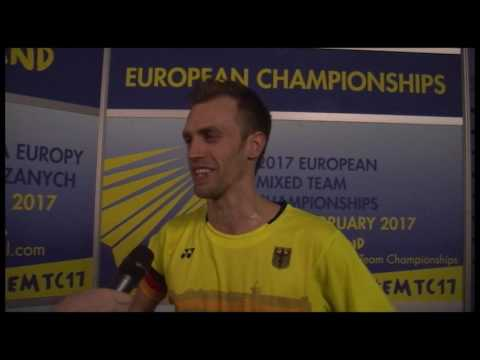 How much do you think the European badminton stars know about Kolding?