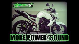 NOB1 Neo Silent Sport muffler for Yamaha Byson