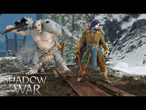 Middle Earth - Shadow of War Play 34 Nemesis Difficulty - SHADOW WARS STAGE 4 & ONLINE RANKED
