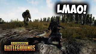 The BEST Teammate in PUBG Xbox! (he saved my life)