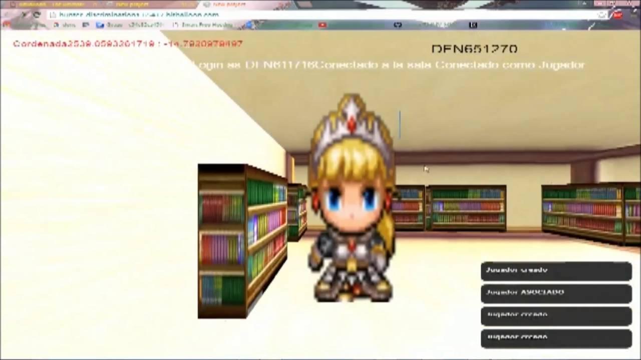 RPG MAKER MV 3D ONLINE