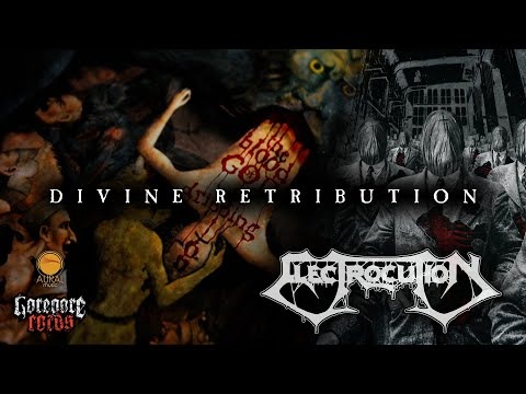 ELECTROCUTION - Divine Retribution [Official Music Video] Mp3