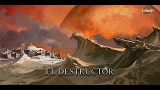 Ipsilon - Las Crónicas De Enki - 10 - El Destructor
