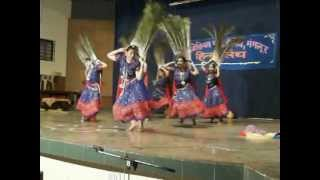 Hindi Folk Dance by the Rockstars (BSBAi-22) 2012-