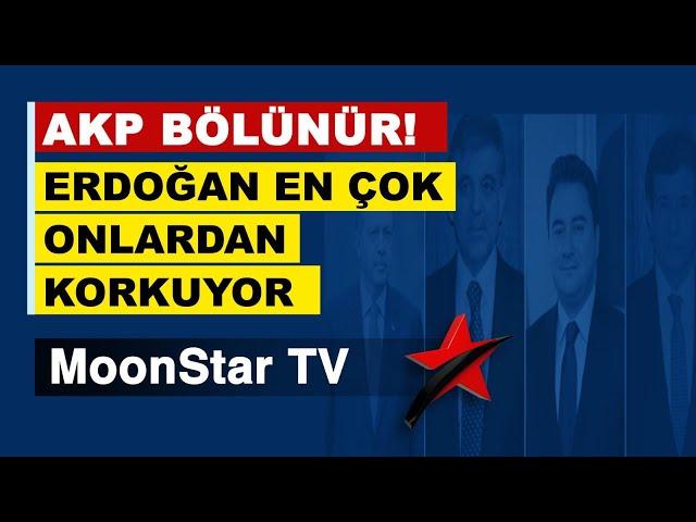 BU OLUŞUM AKP'Yİ BÖLER! ERDOĞAN ÇOK İYİ BİLİYOR