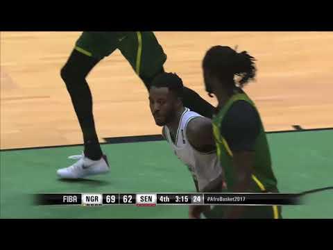 Bryant Mbamalu FIBA AfroBasket 2017 Highlights