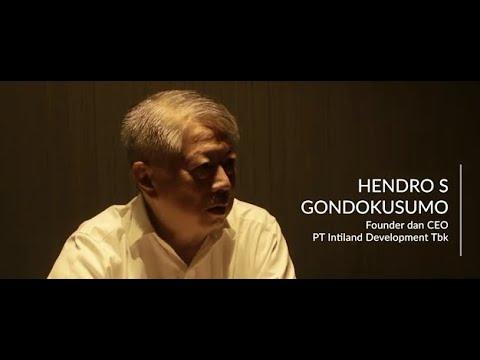 Testimoni para tokoh tentang Golden Property Awards  Hendro Gondokusumo