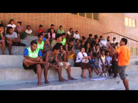 Kiribati Reitaki Series Development Through Sport