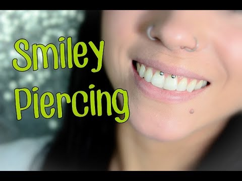 Smiley Piercing Experience Healing The Future
