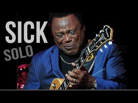 George Benson Broadway Solo |  Analysis+ commentary