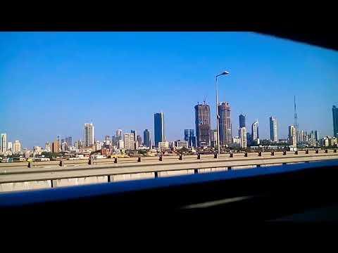 Mumbai, India Skyline (April 2016)