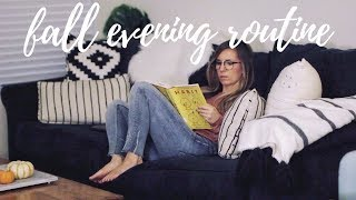 My Fall Sunday Night Routine 2017 | Plan Your Week & Start Waking Up Early
