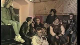 "KAPU Linz: Das ORF Magazin ""X-Large"" über die KAPU (80er)"