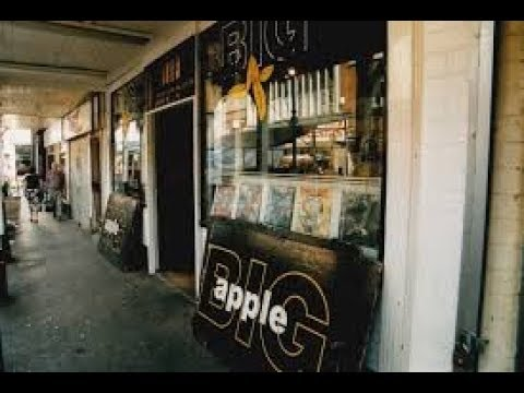 PLASTICMAN - BIG APPLE RECORDS MIX (2003)