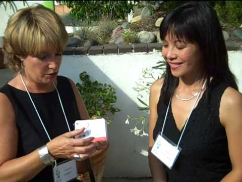 Interview with Deborah McNelis at Parenting 2.0 Conference