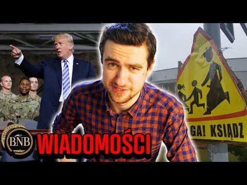 USA MOCNO o Rosji! ZUS WSTRZYMUJE Zasiłki, Znaki UWAGA KSIĄDZ | WIADOMOŚCI