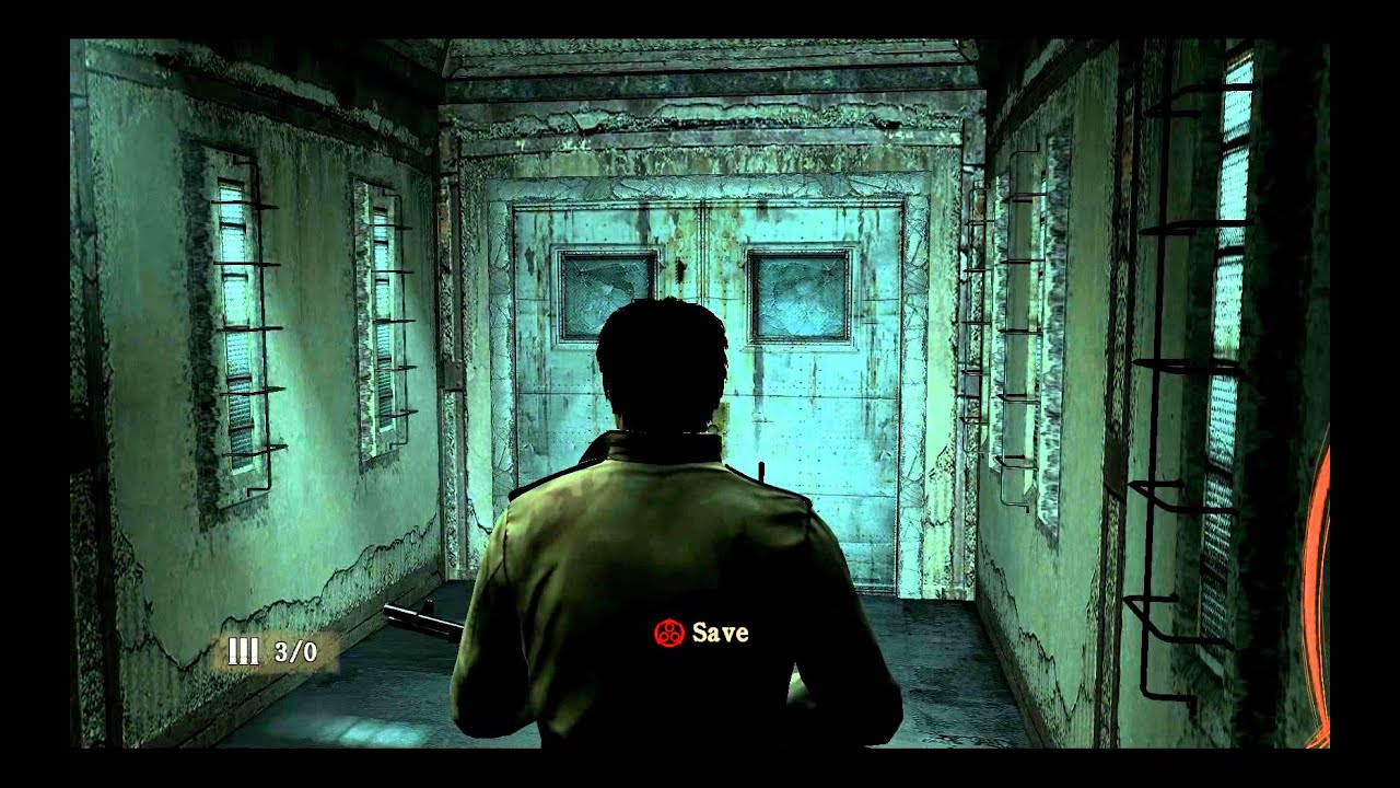 Silent Hill Homecoming Gameplay Pc Hd Youtube