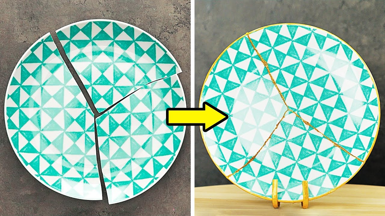 25 EASY WAYS TO FIX BROKEN ITEMS AND SAVE SOME MONEY