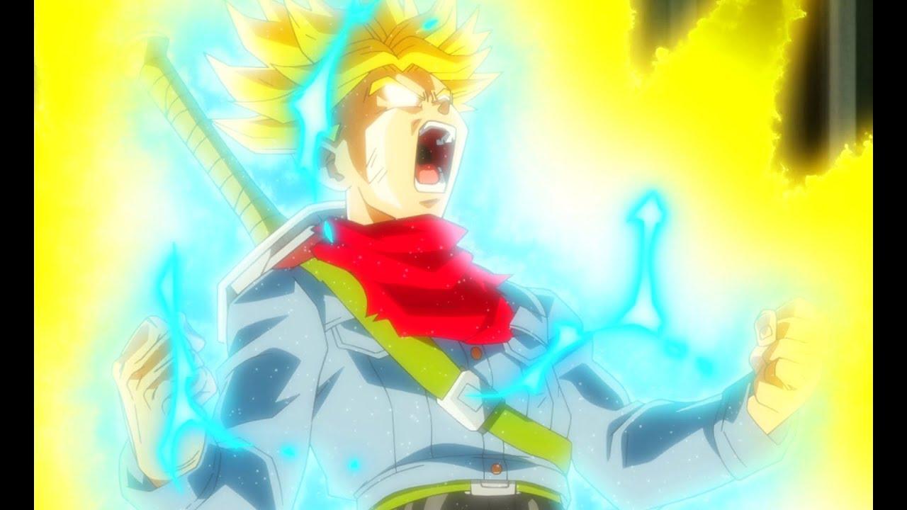 Download Future Trunks Turns Super Saiyan Rage (English Dub) DRAGON BALL SUPER!