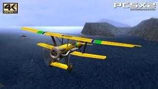 Sky Odyssey - PS2 Gameplay UHD 4k 2160p (PCSX2)