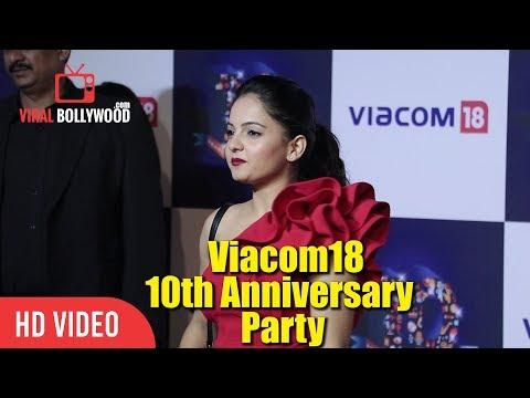 Gopi Bahu Of Saath Nibhana Saathiya Aka Giaa Manek  At Viacom18 10th Anniversary Party