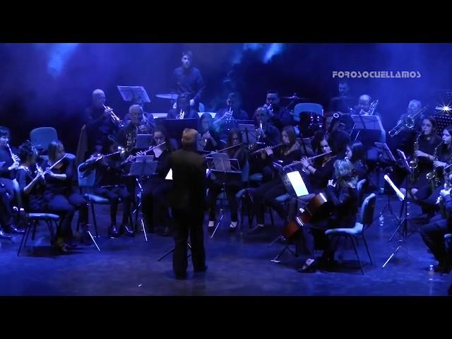 Momento Concierto Noche de Brujas S. M. Maestro Moragues