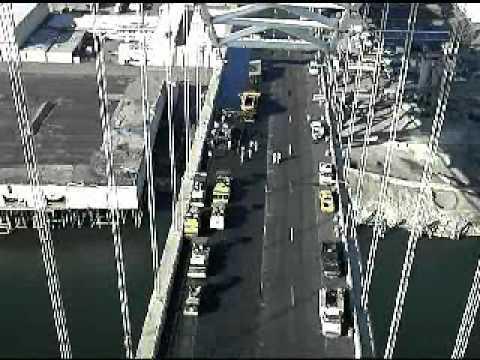 Fremont Bridge Resurfacing