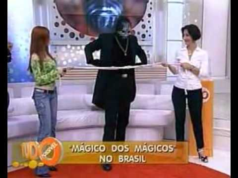 Masked Magician - Magic Rope