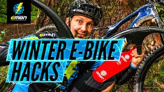 How To Protect Your E Bike From Winter