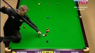 Best shots of Snooker World Championship 2007
