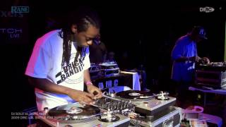 DJ Solo Vs Dope Man || 2009 DMC U.S. Battle For Supremacy || Quarterfinal Round