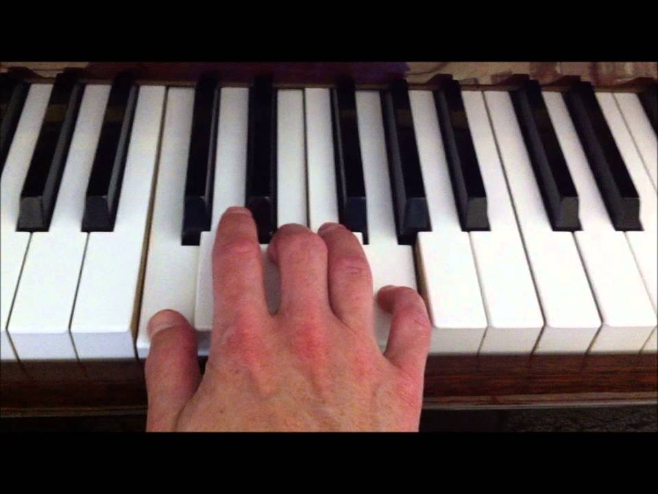 Music Tutorial On Chords Piano Harmony C Major Inversions