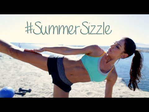 Total-Body Summer Toned! Your Summer Sizzle Routine from Tone It Up