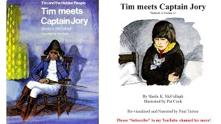 Tim and the Hidden People A3 - Tim Meets Captain Jory by Sheila K McCullagh