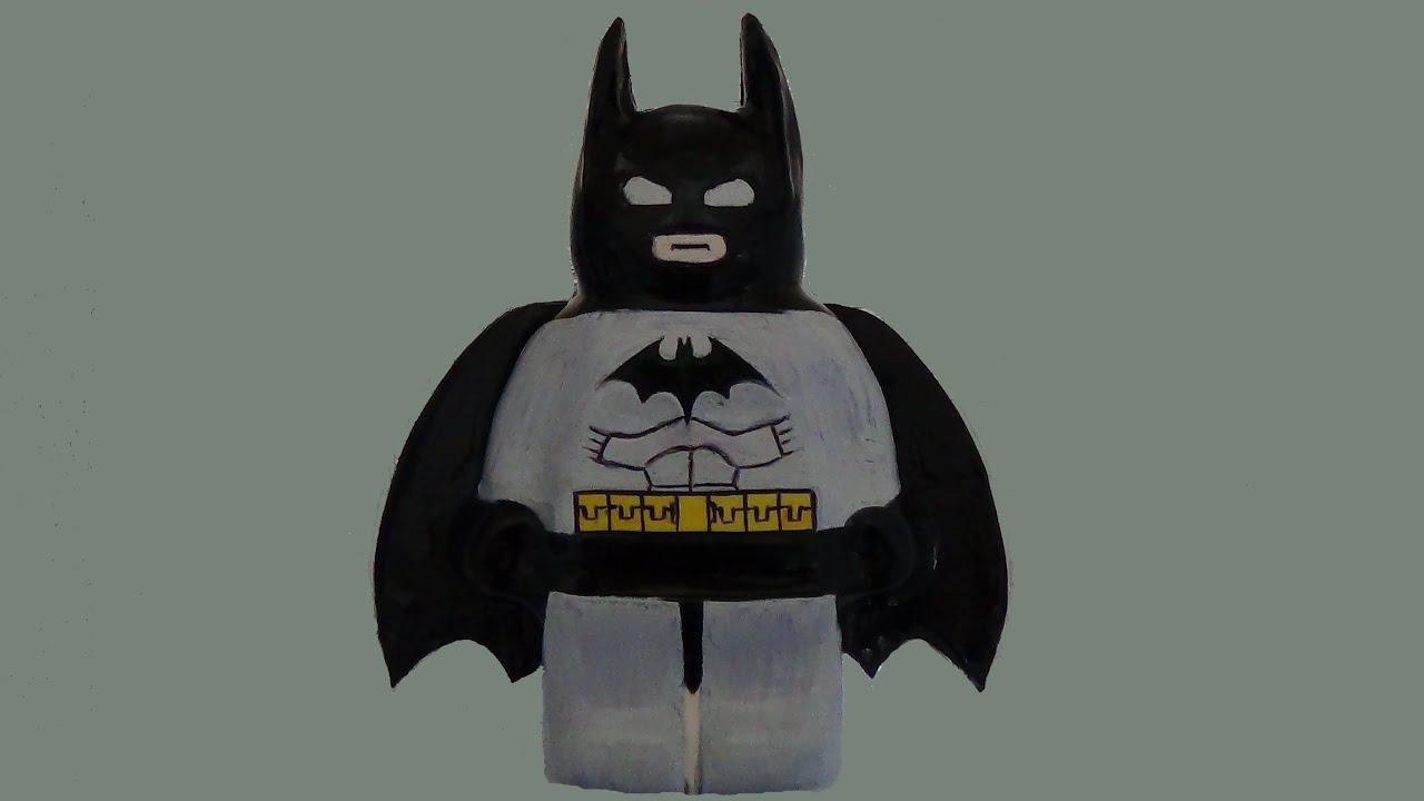 lego cake batman YouTube