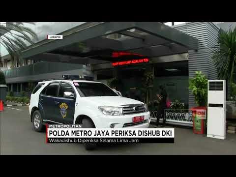 Polda Metro Jaya Periksa Dishub DKI