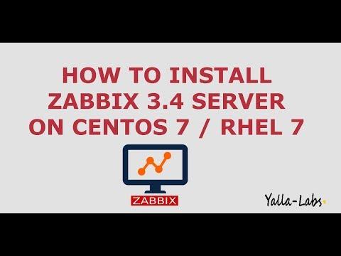 ubuntu install zabbix agent 3.4