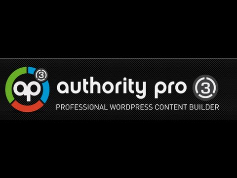 Authority Pro 3.0 Creates Amazing Sales Pages