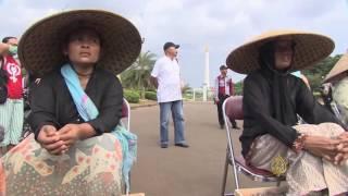 خطر التنمية على البيئة في جاوا الإندونيسية