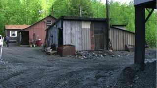 Orchard Coal Company, an Anthracite Coal Mine near Hegins, PA