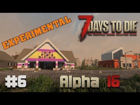 7 Days to Die Alpha 16 #6 (Nie)wesołe przedszkole!