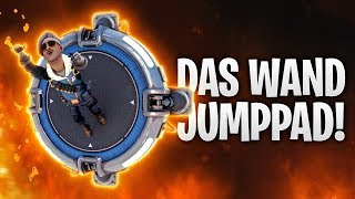 DAS WAND JUMPPAD! 🔥   Fortnite: Battle Royale