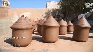 The Craft of Pokhran's Pottery