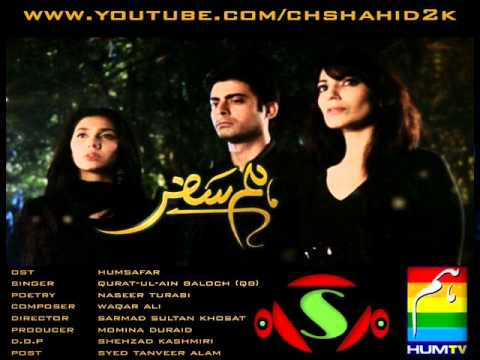 OST- Humsafar - Full Extended Version with mp3 Link
