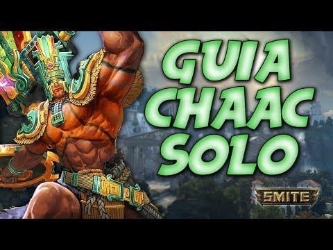 GUIA CHAAC SOLO SEASON 4 (SMITE) # 19