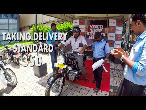 Should Royal Enfield Bullet Series Need To Improve?? |TAKING DELIVERY | STANDARD 350