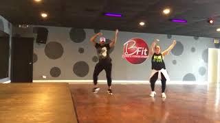 Mad Love - Sean Paul & David Guetta (feat. Beacky G) zumba choreo