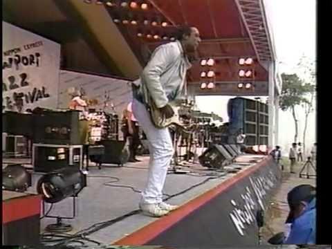 Gil Evans Orchestra featuring Hiram Bullock -Stone- MADARAO '92
